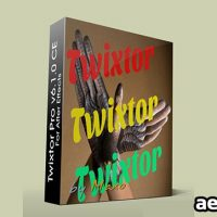 TWIXTOR PRO 6.1 FOR AFTER EFFECTS (REVISIONFX)  (FREE PLUGINS & PRESETS)