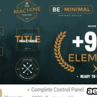 TITLE MACHINE – VIDEOHIVE FREE DOWNLOAD