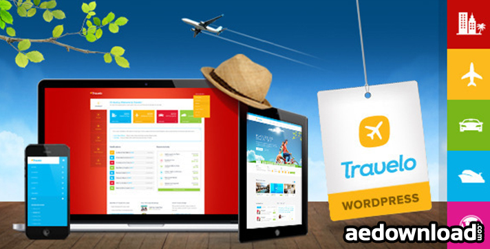 Travelo Travel Tour Booking Html Template Nulled