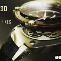 VIDEO COPILOT ELEMENT 3D 1.6.2 UPDATED FOR AE CC 2014 (X32/X64)
