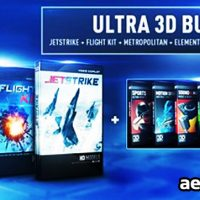 VIDEO COPILOT – ELEMENT 3D 1.6.2 (ULTRA 3D BUNDLE) (2013)