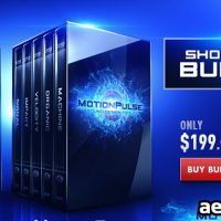 VIDEO COPILOT – MOTIONPULSE BLACKBOX & SHOCKWAVE BUNDLE