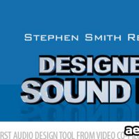 VIDEO COPILOT – DESIGNER SOUND FX