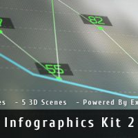 VIDEOHIVE INFOGRAPHICS KIT 2 – AFTER EFFECTS TEMPLATES