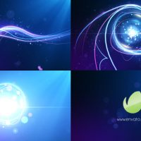 VIDEOHIVE GLOWLINE LOGO REVEAL – AFTER EFFECTS TEMPLATE