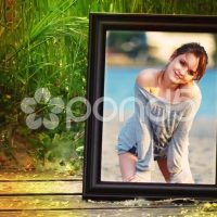 PHOTO FRAMES ON NATURE 2 – AFTER EFFECTS TEMPLATE (POND5)
