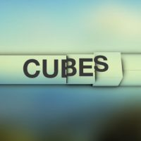 VIDEOHIVE CUBES – SIMPLE AND CLEAN LOWER THIRDS – AFTER EFFECTS TEMPLATES