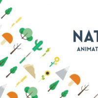 VIDEOHIVE 90 ANIMATED NATURE ELEMENTS – AFTER EFFECTS TEMPLATES