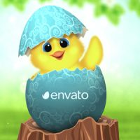 VIDEOHIVE EASTER DAY – AFTER EFFECTS TEMPLATES