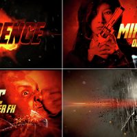 VIDEOHIVE EPIC ACTION PROMO – AFTER EFFECTS TEMPLATES