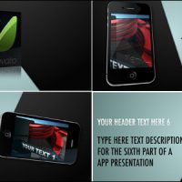 VIDEOHIVE MOBILE APP PROMO 1605442 – AFTER EFFECTS TEMPLATES