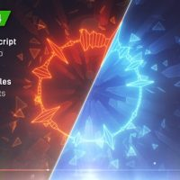 VIDEOHIVE AUDIO SPECTRUM MUSIC VISUALIZER