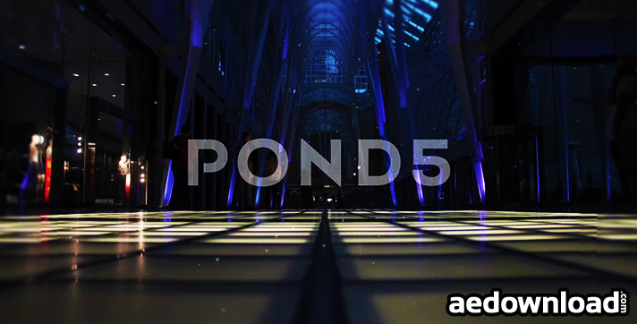Chameleon 3d Slideshow After Effects Template Pond5 Free After