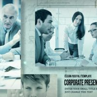 VIDEOHIVE CORPORATE PRESENTATION – AFTER EFFECTS TEMPLATES