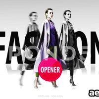 FASHION OPENER – AFTER EFFECTS TEMPLATE (POND5)