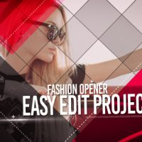 VIDEOHIVE FASHION OPENER – AFTER EFFECTS TEMPLATES