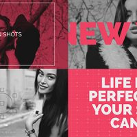 VIDEOHIVE FASHION SHOTS – AFTER EFFECTS TEMPLATES