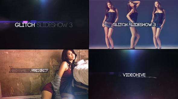 Glitch Slideshow 3