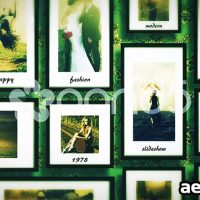 HOME GALLERY V2 – AFTER EFFECTS TEMPLATE (POND5)