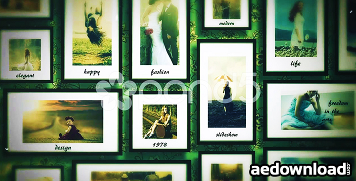 HOME GALLERY V2 - AFTER EFFECTS TEMPLATE (POND5)