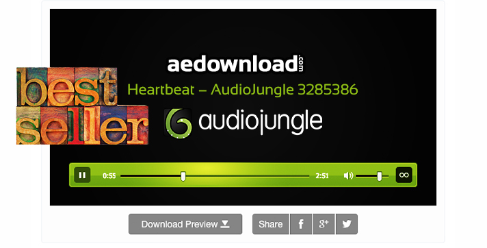 Heartbeat – AudioJungle 3285386