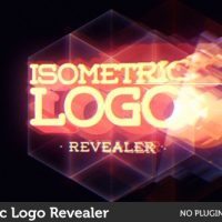 VIDEOHIVE ISOMETRIC LOGO REVEALER – AFTER EFFECTS TEMPLATES