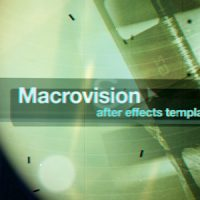 VIDEOHIVE MACROVISION – AFTER EFFECTS TEMPLATES