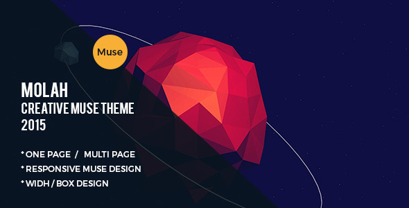 MOLAH – Muse Template – ThemeForest 11784134 Free Download - Free