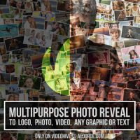 VIDEOHIVE MULTIPURPOSE PHOTO REVEAL – AFTER EFFECTS TEMPLATES