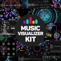 VIDEOHIVE MUSIC VISUALIZER KIT FREE – AFTER EFFECTS TEMPLATES