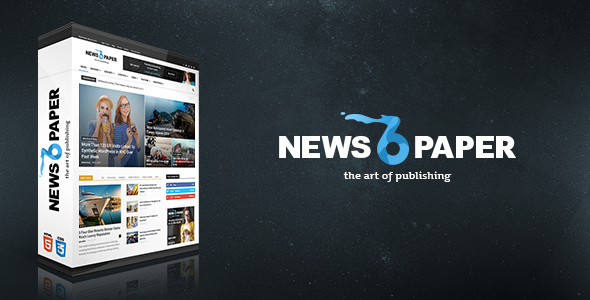 Newspaper v6.6.3 Premium WordPress Themes Free Download - Free After ...