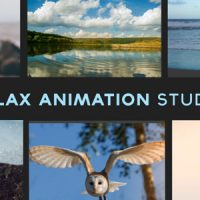 VIDEOHIVE PARALLAX ANIMATION STUDIO – AFTER EFFECTS TEMPLATES