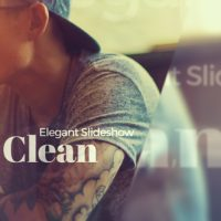 Videohive Clean Slideshow 15002266 – After Effects Project Files