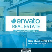 VIDEOHIVE REAL ESTATE GALLERY – AFTER EFFECTS TEMPLATES