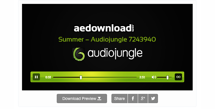Summer – Audiojungle 7243940