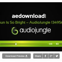 Sun Is So Bright – AudioJungle 134956 free download