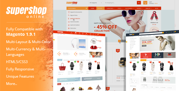 Supershop v7.0.0 – Responsive Magento Theme Free Download - Free ...