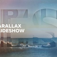 VIDEOHIVE PARALLAX SLIDESHOW – AFTER EFFECTS TEMPLATES