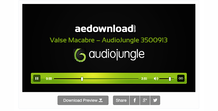 Valse Macabre – AudioJungle 3500913