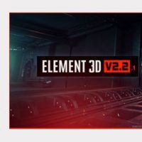 ELEMENT 3D V2.2.2 CE (WIN) – VIDEO COPILOT