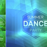 Summer Party 14595394 – After Effects free download template