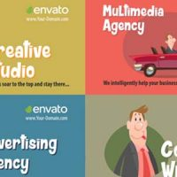 VIDEOHIVE ADVERTISING AGENCY – AFTER EFFECTS TEMPLATES