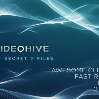 VIDEOHIVE ELEGANT FAST LOGO REVEAL – AFTER EFFECTS TEMPLATES