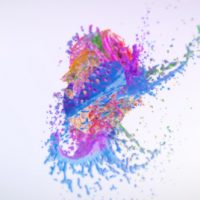 VIDEOHIVE COLORFUL SPLASH LOGO REVEAL – AFTER EFFECTS TEMPLATE