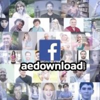 FACEBOOK MOBILE – AFTER EFFECTS TEMPLATE (POND5) FREE DOWNLOAD