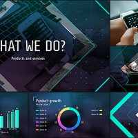 VIDEOHIDE BUSINESS OF THE FUTURE – MODERN CORPORATE PRESENTATION – AFTER EFFECTS TEMPLATES