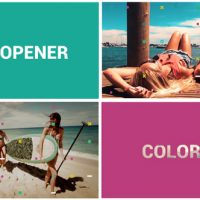 VIDEOHIVE FAST COLORFUL OPENER FREE – AFTER EFFECTS TEMPLATES
