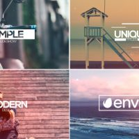 VIDEOHIVE SLIDESHOW 15675446 – AFTER EFFECTS TEMPLATES