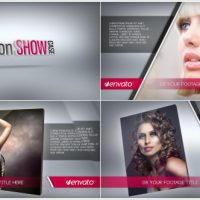 VIDEOHIVE FASHION SHOWCASE – AFTER EFFECTS PROJECT FREE DOWNLOAD