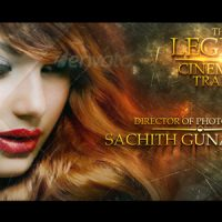 THE LEGEND CINEMATIC TRAILER – AFTER EFFECTS PROJECT (VIDEOHIVE)